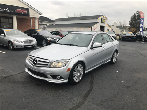 2009 Mercedes-Benz C-Class for sale in West Chester, OH