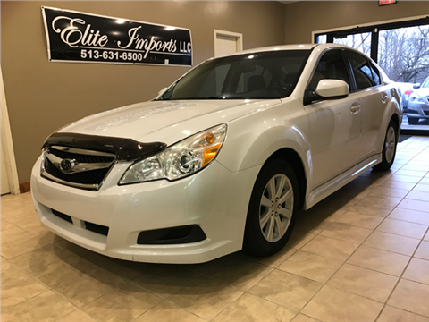 2011 Subaru Legacy for sale in West Chester, OH