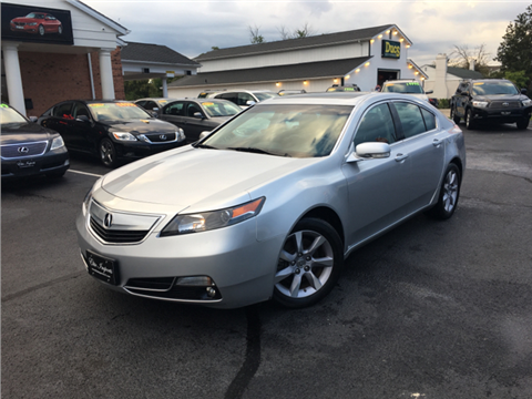 2013 Acura TL for sale in West Chester, OH