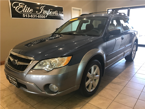 2008 Subaru Outback for sale in West Chester, OH