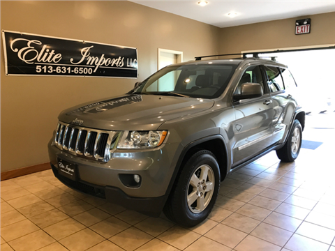 2012 Jeep Grand Cherokee for sale in West Chester, OH