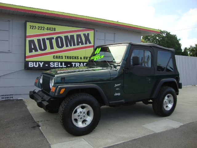 2000 Jeep Wrangler for sale in Pinellas Park FL
