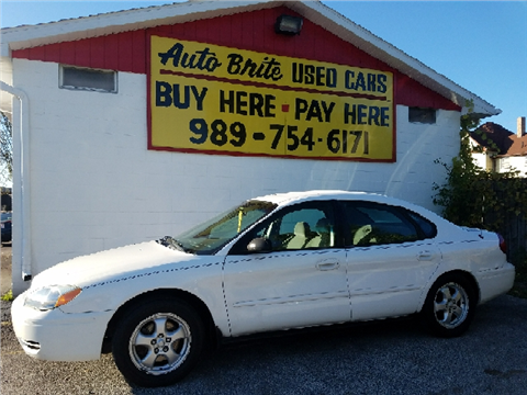 2007 Ford Taurus for sale in Saginaw, MI