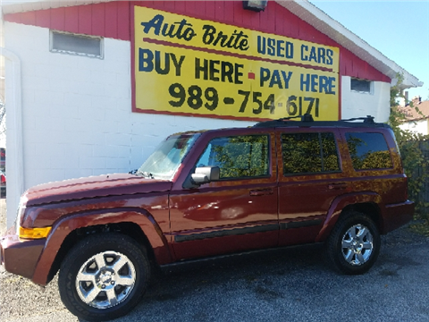 2007 Jeep Commander for sale in Saginaw, MI