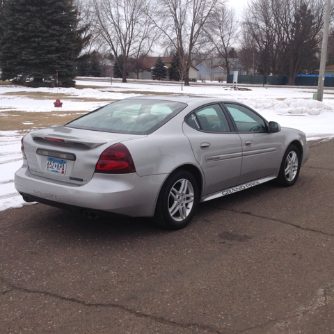 2007 pontiac grand prix gt 4dr sedan in cambridge mn affordable auto sales. Black Bedroom Furniture Sets. Home Design Ideas