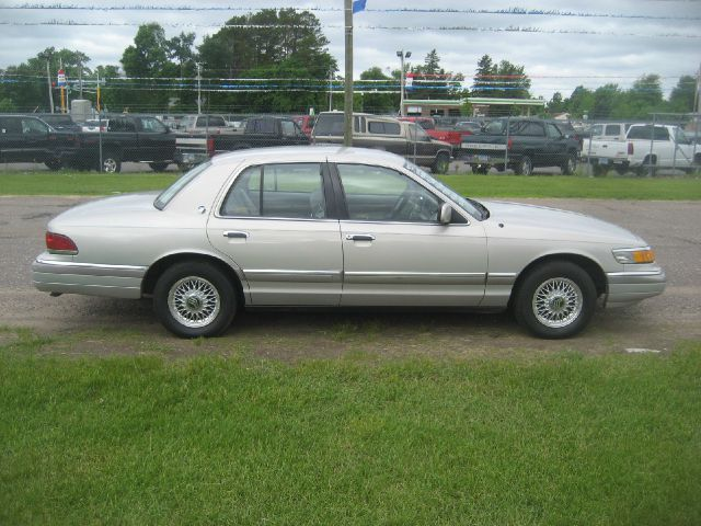Used 1992 Mercury Grand Marquis Ls 4dr In Cambridge Mn At