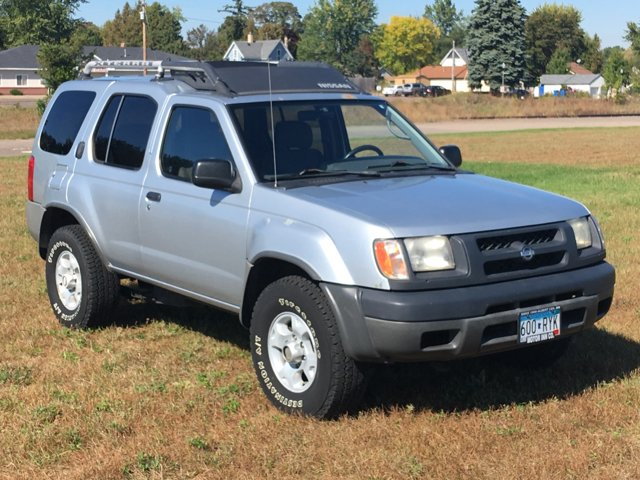 2000 nissan xterra xe v6 4dr 4wd suv in cambridge mn. Black Bedroom Furniture Sets. Home Design Ideas