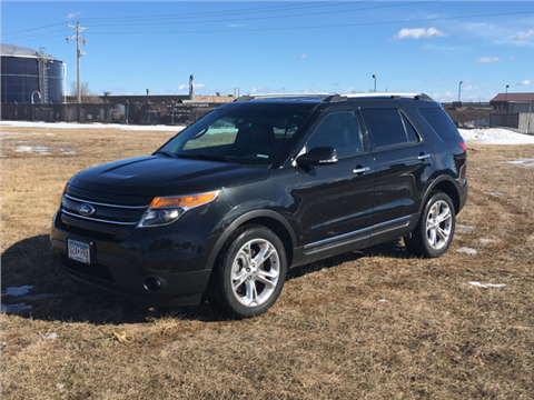 2015 Ford Explorer for sale in Cambridge, MN