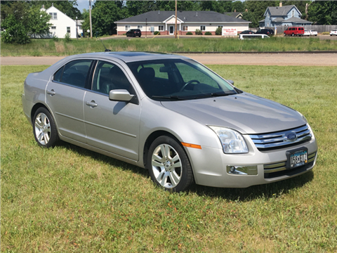 2007 Ford Fusion for sale in Cambridge, MN