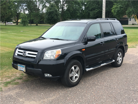 2006 Honda Pilot for sale in Cambridge, MN