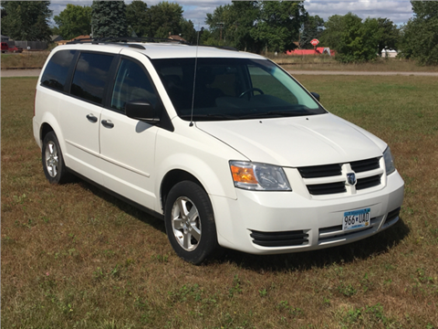 2008 Dodge Grand Caravan for sale in Cambridge, MN