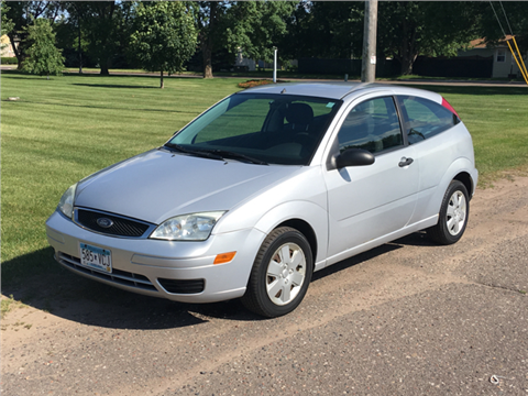 2007 Ford Focus for sale in Cambridge, MN
