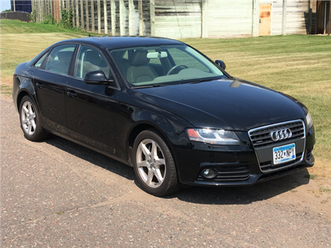 2009 Audi A4 for sale in Cambridge, MN