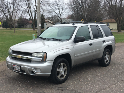 2007 Chevrolet TrailBlazer for sale in Cambridge, MN