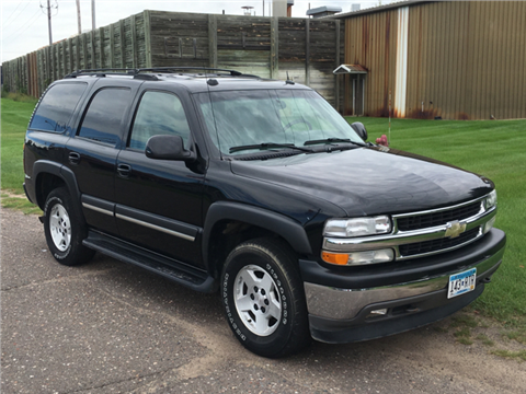 chevrolet tahoe for sale cambridge mn. Black Bedroom Furniture Sets. Home Design Ideas
