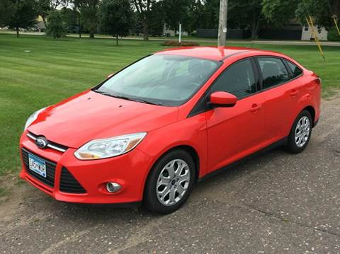 2012 Ford Focus for sale in Cambridge, MN