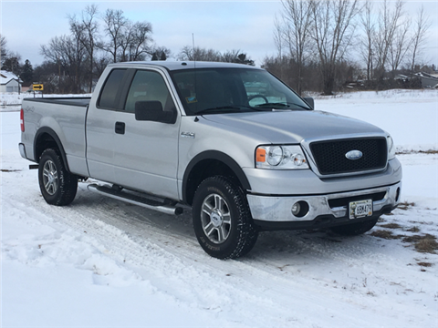 2007 Ford F-150 for sale in Cambridge, MN