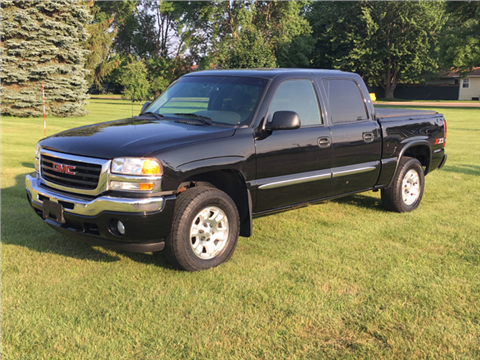 2005 GMC Sierra 1500 for sale in Cambridge, MN