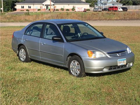 2003 Honda Civic for sale in Cambridge, MN