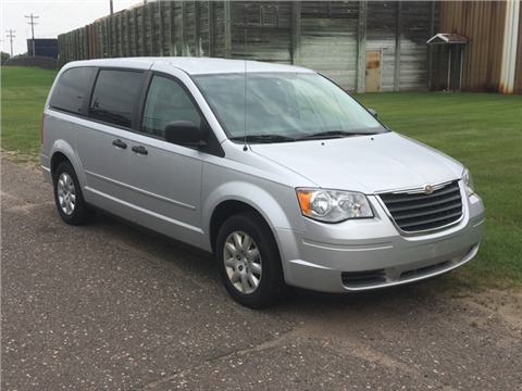 2008 Chrysler Town and Country for sale in Cambridge, MN