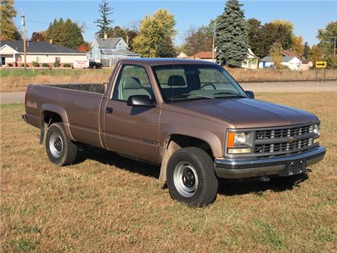 1996 Chevrolet C/K 2500 Series for sale in Cambridge, MN