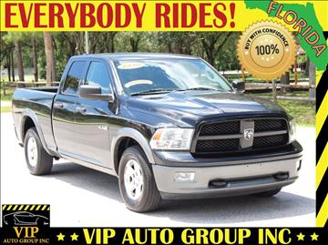 2010 Dodge Ram Pickup 1500 for sale in Clearwater, FL