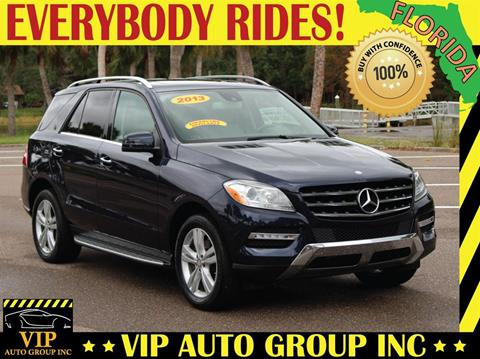 2013 Mercedes-Benz M-Class for sale in Clearwater, FL