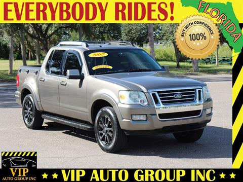 2007 Ford Explorer Sport Trac for sale in Clearwater, FL