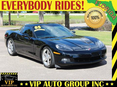 2005 Chevrolet Corvette for sale in Clearwater, FL