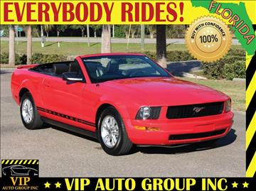 2008 Ford Mustang for sale in Clearwater, FL