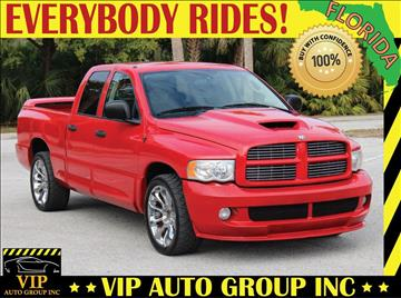 2005 Dodge Ram Pickup 1500 SRT-10 for sale in Clearwater, FL