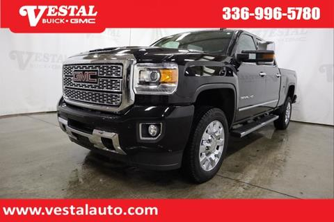 2018 GMC Sierra 2500HD for sale in Kernersville, NC