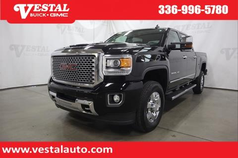 2017 GMC Sierra 2500HD for sale in Kernersville, NC