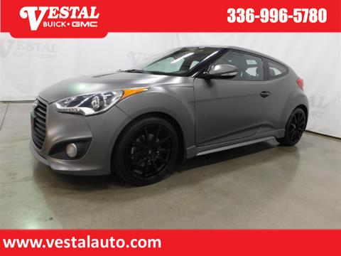 2014 Hyundai Veloster Turbo for sale in Kernersville, NC