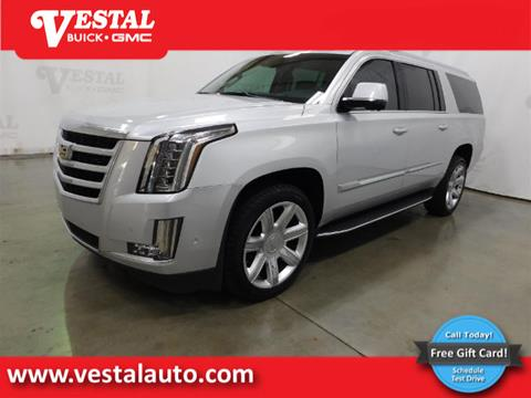 2017 Cadillac Escalade ESV for sale in Kernersville, NC