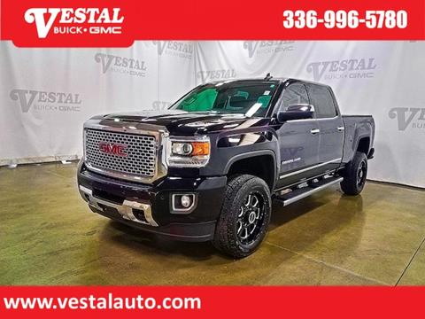 2016 GMC Sierra 2500HD for sale in Kernersville, NC