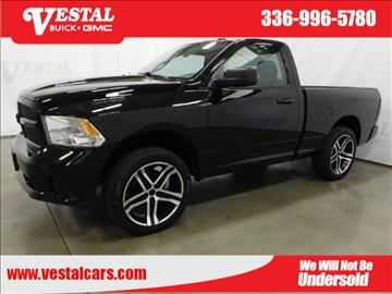 2013 RAM Ram Pickup 1500 for sale in Kernersville, NC
