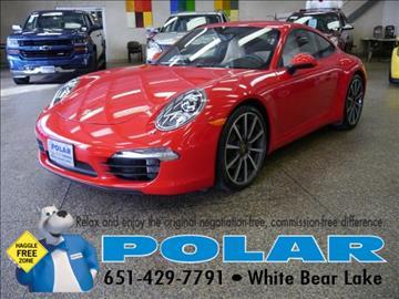 2014 porsche 911 for sale in white bear lake mn - 911 Porsche 2014