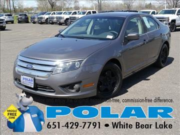 2011 Ford Fusion for sale in White Bear Lake, MN