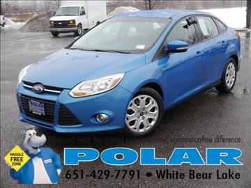 2012 Ford Focus for sale in White Bear Lake, MN
