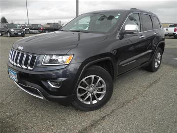 2015 Jeep Grand Cherokee for sale in Princeton MN