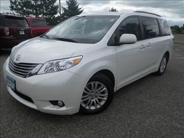 2016 Toyota Sienna for sale in Princeton, MN