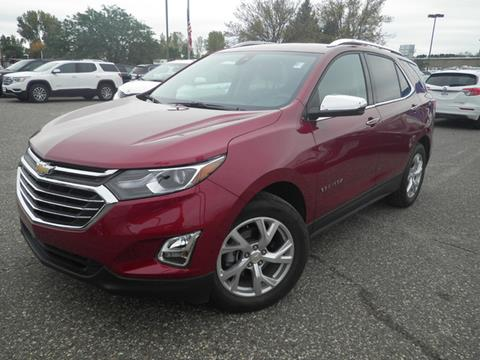 2018 Chevrolet Equinox for sale in Princeton, MN
