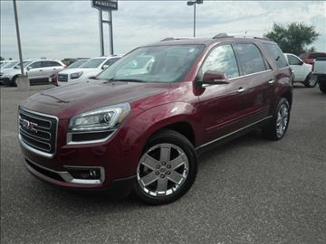 2017 GMC Acadia Limited for sale in Princeton MN