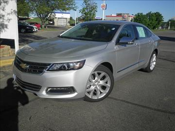 2017 Chevrolet Impala for sale in Princeton MN