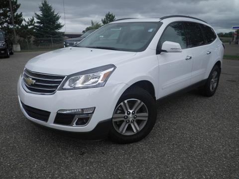 2017 Chevrolet Traverse for sale in Princeton, MN