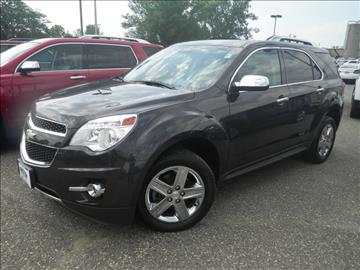 2015 Chevrolet Equinox for sale in Princeton MN