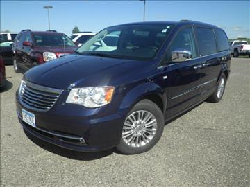 2014 Chrysler Town and Country for sale in Princeton, MN