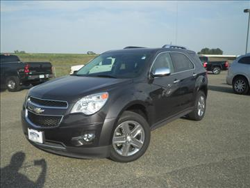2015 Chevrolet Equinox for sale in Princeton, MN