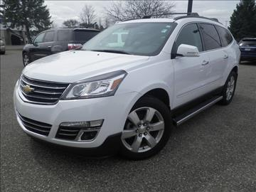 2017 Chevrolet Traverse for sale in Princeton MN